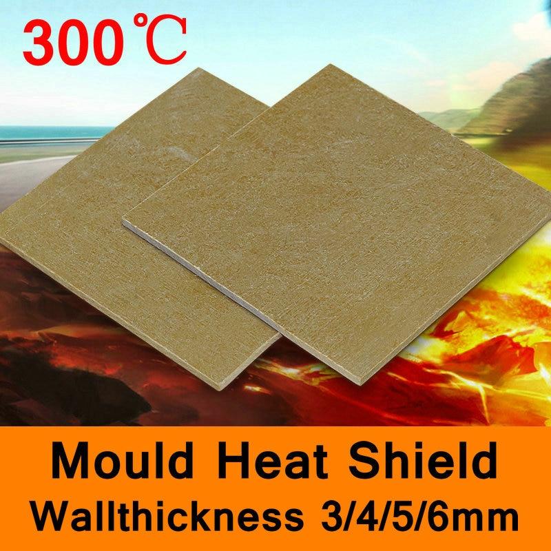 800 Degree Centigrade Mold Mould Heat Shield Glass Fibre