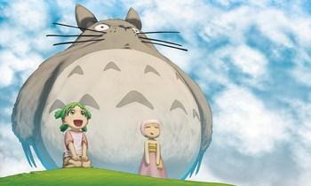 My Neighbor Totoro Anime Characters 200*120CM Single-layer Blanket #38756