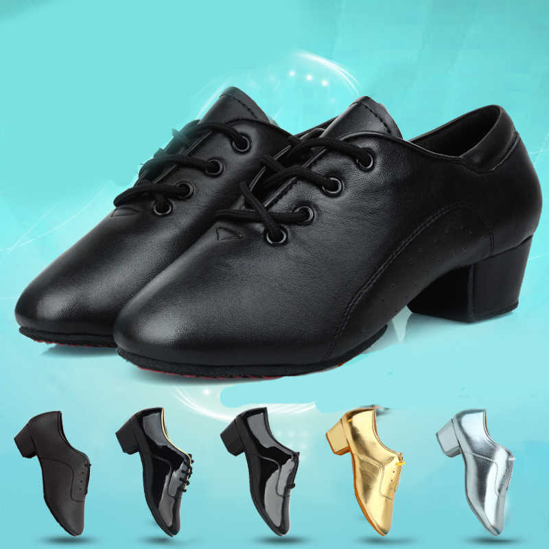 c53f0e378 ... Professional Mens Latin Dance Shoes Kids Ballroom Dance Shoes Tango  Salsa Dance Shoes For Boys Size ...