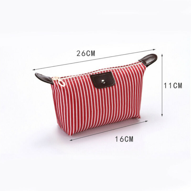 Women Multifunction Travel Cosmetic Bag Makeup Toiletry Waterproof Pouch Case in Cosmetic Bags Cases from Luggage Bags