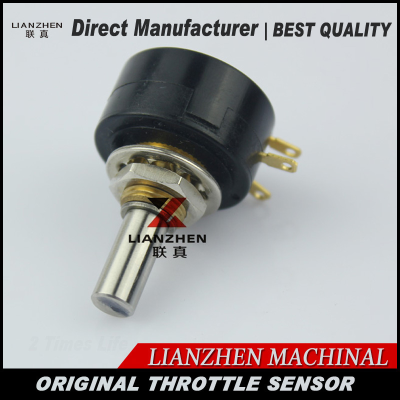 цены Excavator Parts position sensor DH Original throttle Potentiometer