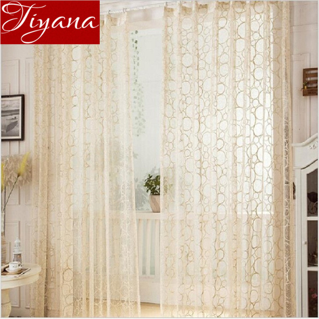 Kitchen Curtains bird kitchen curtains : Aliexpress.com : Buy Geometric Bird Nest Voile Curtain Modern ...