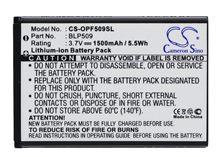 Bateria blp509 de cameron sino 1500 mah para oppo f29