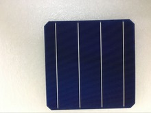 30 Pcs Monocrystalline Silicon Solar Cells 156 x 156mm 4.9W/Pcs For Photovoltaic Mono Solar Panel