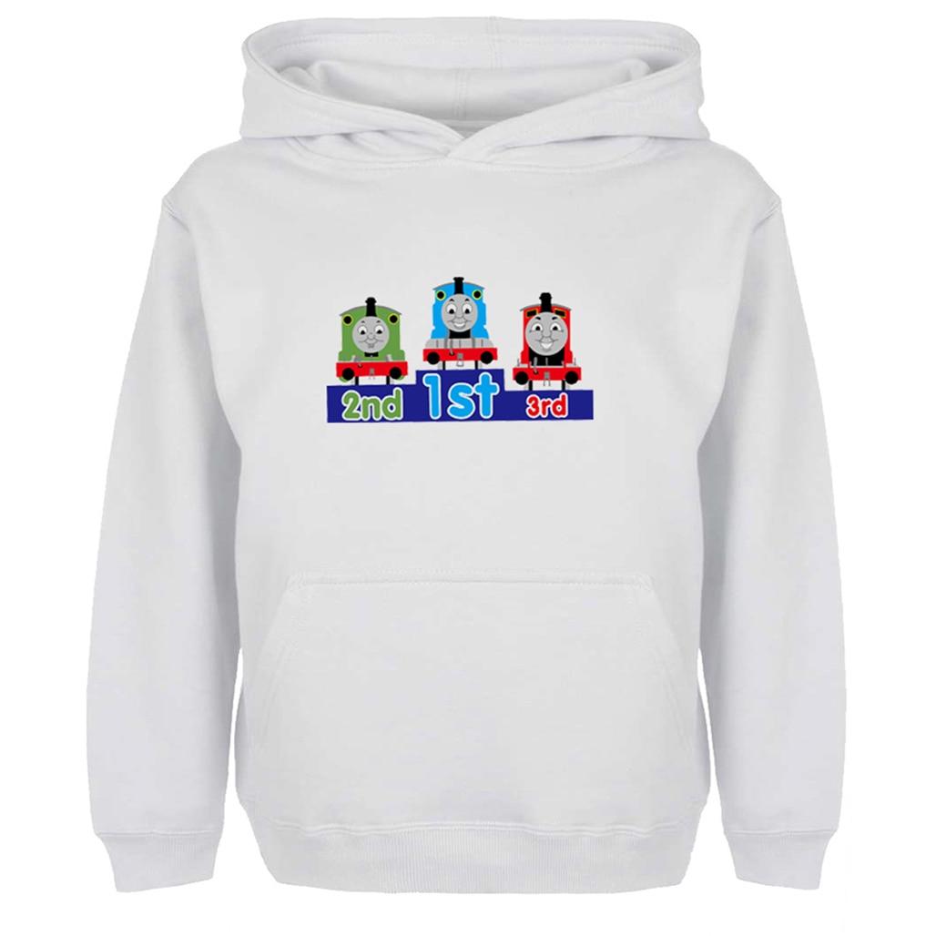 TV Show Cartoon Thomas And His Friends Funny Hoodies Men Women Boy Sweatshirt Winter Jackets Off White Coats Hoody Clothing Gift