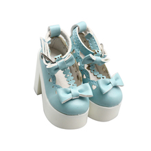 цена на 1 Pair Mini BJD PU Shoes For Doll Accessories Toy Mini PU Leather Shoes for 1/3 60cm bjd SD Sharon Doll Boots Toys for Girls