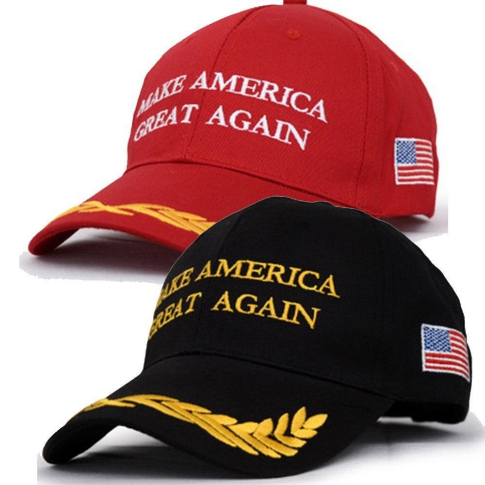 Make America Great Again Hat Donald Trump 2019 Republican Adjustable   Baseball     Cap   Unisex-Adult Black Peace For President USA Hat