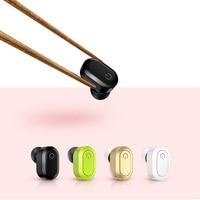 Wireless Headphones Mini Invisible Headset Sport Headphone Universal For Xiaomi IPhone Samsung PC Fone De Ouvido