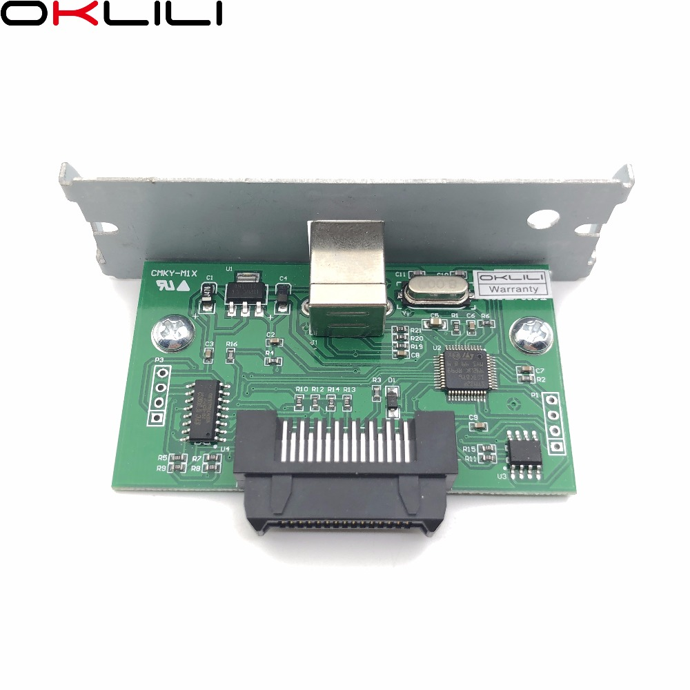 1PC X NEW C32C824131 M148E USB Port Interface Card for Epson TM T88III TM U220 TM U288 T88III U220 U288|port interface card|epson card|card epson - title=