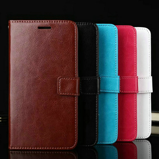 the latest 68e98 248f7 High Quality Flip Leather Case For OPPO F3 A77/OPPO R11/OPPO R11 Plus  Vintage Wallet Case Stand and Card Holder With Strap PZ1