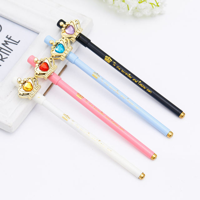 These beautiful crown mechanical pencils are perfect for planning, for  work, home, desk or for school. They will be a beautiful addition to your  pen ...