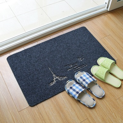 Initiative Non Slip Bath Mat With Suction Cups Bathroom Kitchen Door Floor Tub Shower Safety Mats Anti-bacteria Professional With Drain For Fast Shipping Home & Garden
