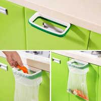 Sac Ouneed suspendu cuisine placard porte arrière Style support poubelle sacs de rangement support de rangement