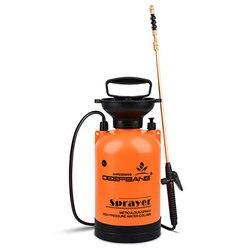 3/5L Hand Pressure Sprayer Compressed Air Spray Garden Sprayer Pump Trigger Pressure Watering Spray Garden Irrigation Car Clean