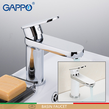 GAPPO Basin faucets brass wash basin sink faucet torneira bathroom mixer taps bath basin sink mixer water tap griferia недорого