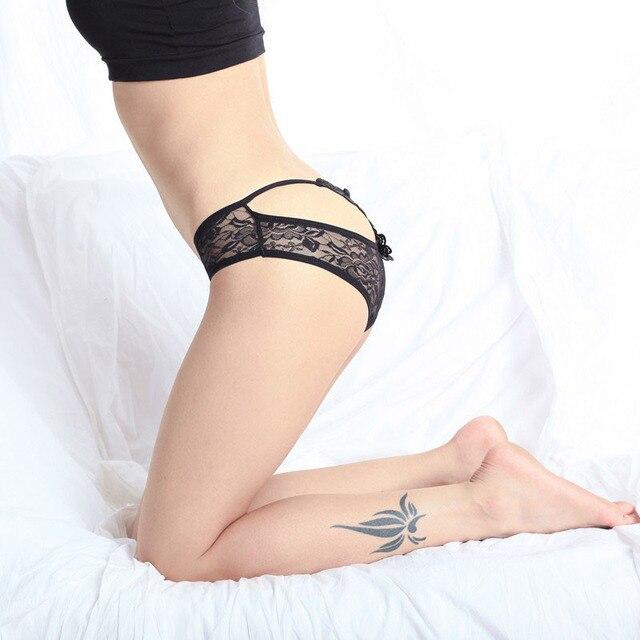 Black Panties Strip