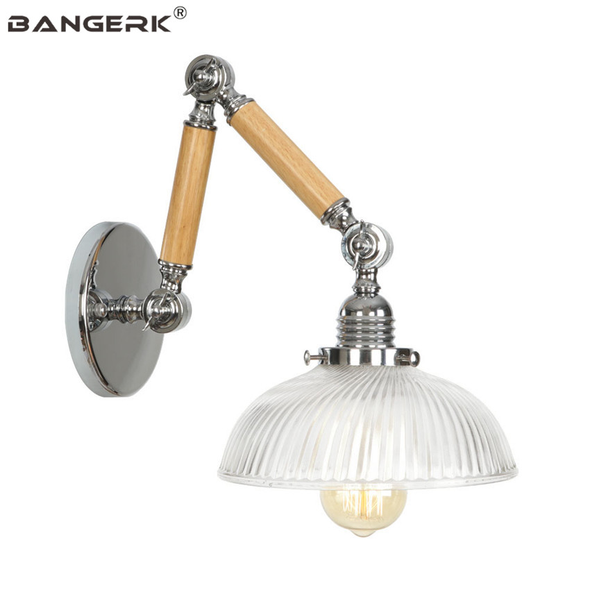 Loft Style Industrial Vintage Edison Sconce Wall Lights Long Arm Bedside LED Wall Lamp Home Decor Indoor Lighting FixturesLoft Style Industrial Vintage Edison Sconce Wall Lights Long Arm Bedside LED Wall Lamp Home Decor Indoor Lighting Fixtures
