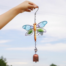 Hu0026D Cute Animal Design Wind Bells Handcrafts Home Garden Decoration Unique  Gifts Dream Catcher Decor(