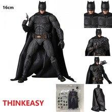 THINKEASY Bat man Captain America Ant Man Cartoon Toy Action Figure Model Doll Gift Christmas