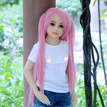 New 2016 mini sex dolls 100cm with tiny breast anime lifelike love doll cosplay small bust sex doll toy