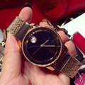 AAA Luxury Elegant Women Watch Rose Gold Feminino Relogio Japan Movement Crystal Lady Mesh Steel Bracelet Quartz Watches