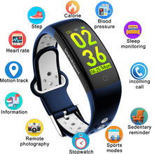 Fitness Tracker Pedometer Bracelet Heart Rate Smart Wristband Monitor Call Reminder Message Push Smart band activity fitness tracker smart bracelet pedometer gps sport band watch heart rate monitor push message sleep tracker wristband