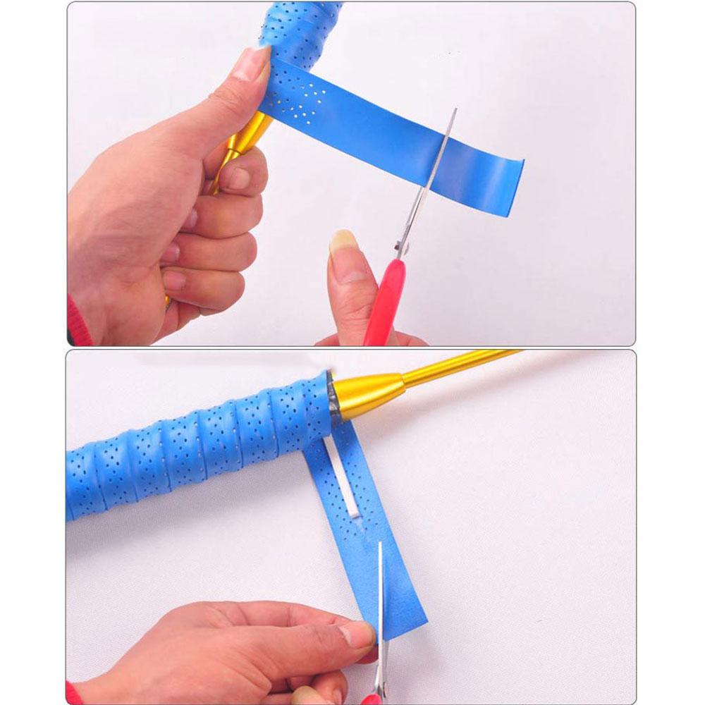 5 цветов Ручка лента инструменты для лента для ракетки ручка аксессуары Шариковая ручка лента для игры ракетка для тенниса Спорт бадминтон