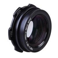 1.08x 1.60x Zoom Viewfinder Eyepiece Magnifier for Canon Nikon Pentax Sony Olympus Fujifilm Samsung Sigma DSLR Cameras