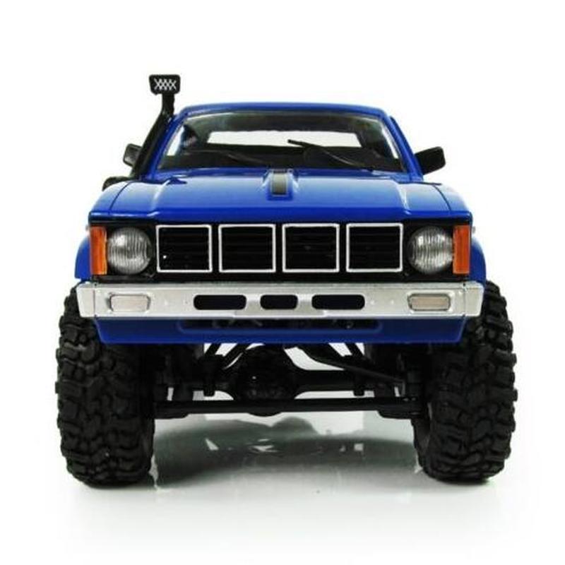 1:16 voiture tout-terrain Buggy Machine à déplacer 4WD voiture télécommandée 2.4G RC voitures à chenilles RTR jouets pour garçons