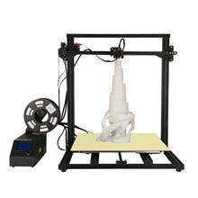 Original CR-10 5S 3D Printer DIY Kit Large Print Size 500*500*500mm Desktop printer 3D and 200g Filaments as a gift Creality 3D