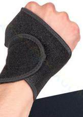 Basketball badminton sports bandage hand wrist Gym fitness adjustable pressure wristband Sports Safety protector Medical bandage