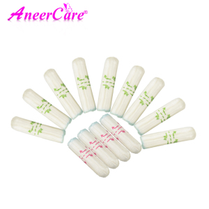 20pcs/lot menstrual tampons women sanita