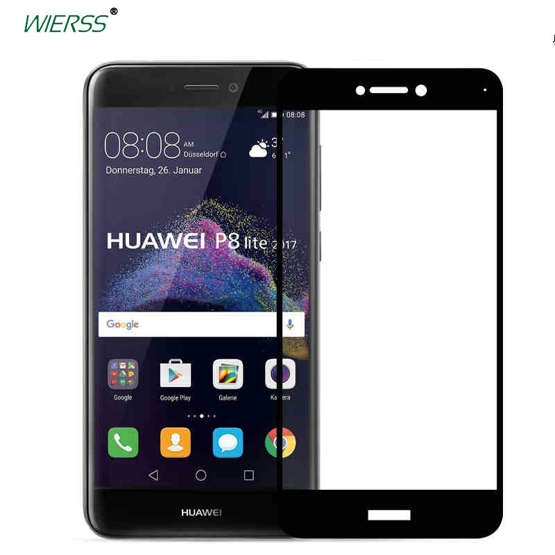 For <font><b>Huawei</b></font> P8 LITE <font><b>2017</b></font> PRA-LX1 full Cover Tempered Glass <font><b>Screen</b></font> Protector for <font><b>Huawei</b></font> Honor 8 Lite <font><b>GR3</b></font> <font><b>2017</b></font> 5.2