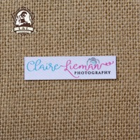 84 Custom Logo Labels Brand Labels Personalized Name Tags For Children Iron On Custom Clothing Labels