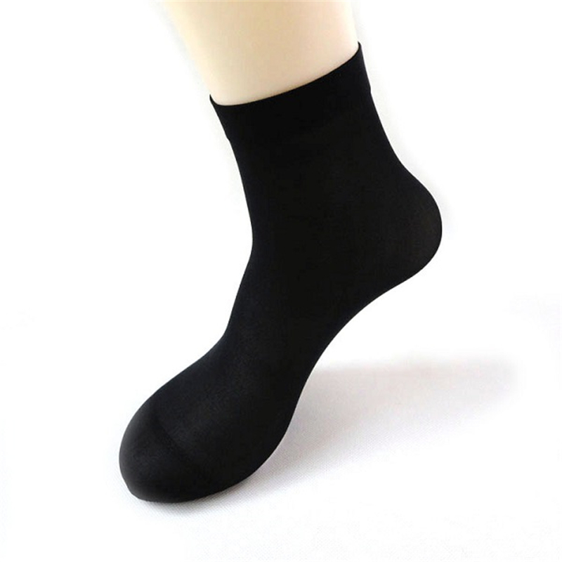10 pairs/lot Mens Socks Big size fiber nylon summer spring, man soks sox,stocking, silk, cheap