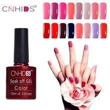 CNHIDS 132 Color 10 ML Long-lasting Soak Off Enamel Gel Polish LED UV Gel Nail Polishes Lacquer bell лак для ногтей стойкий secretale long lasting nail enamel 11 тонов тон 05 1 шт