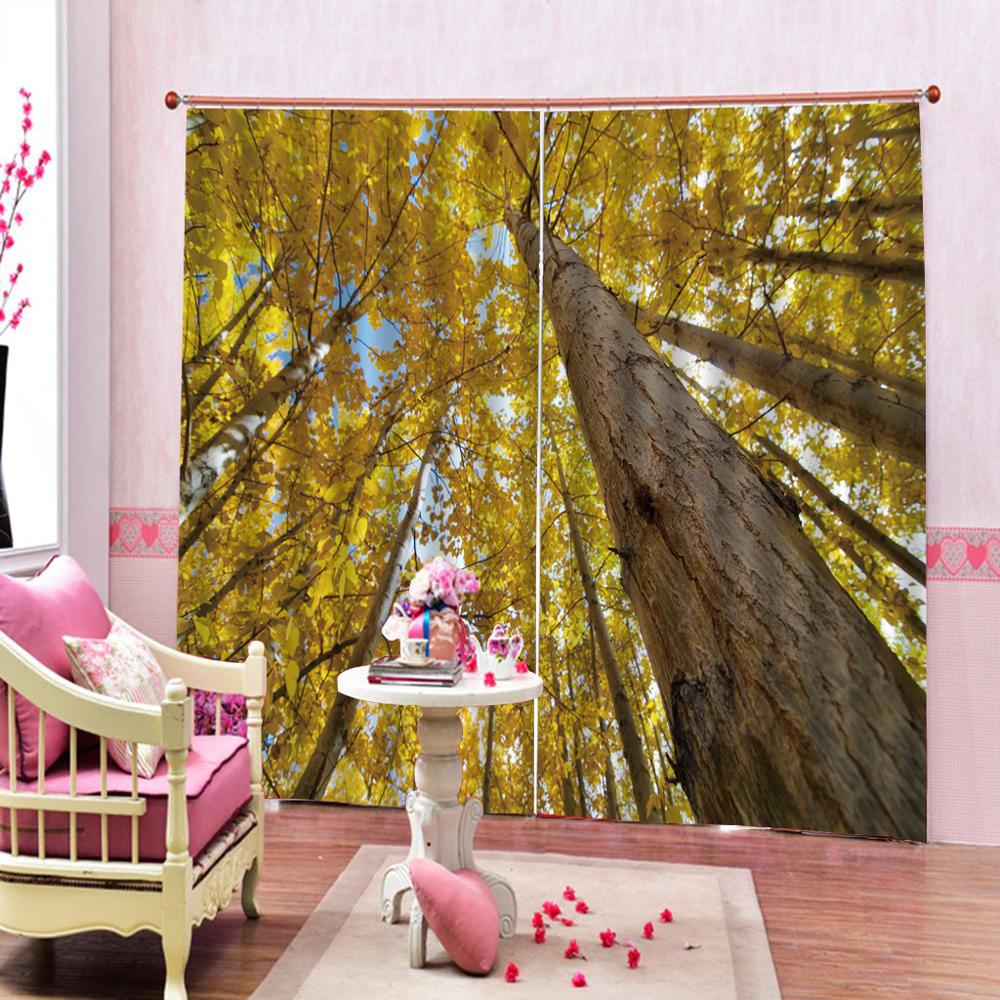 customize blackout curtains Bedroom living room Tree view home curtainscustomize blackout curtains Bedroom living room Tree view home curtains