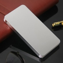 Wopow 10000 mAh Power Bank Ultra Thin protable Double USB powerbank Quick Charger External Battery For cellphone with LED Light