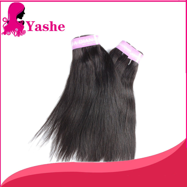 Great extensions factory price real India human hair weave long straight natural looking 10 bundles lot ST025 - Queen Beauty Hair Products Ltd store