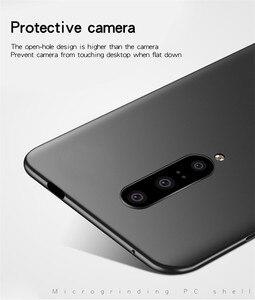 Image 5 - Voor Oneplus 7 Pro Case Silm Luxe Ultradunne Smooth Hard PC Telefoon Case Voor Oneplus 7 Pro Terug cover Voor Oneplus 7 Pro Fundas