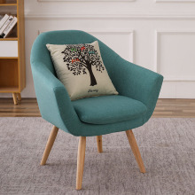 лучшая цена Modern Chair Cafe Office Restaurant Furniture Bedroom Study Nordic Minimalist Chair Sofa Plastic Chair Dining Room Modern