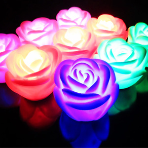 Image 5 - Muticolor Night Light Changing Color LED Novelty Lighting Children Gifts Baby Room Bedroom Supplies Home Decoration