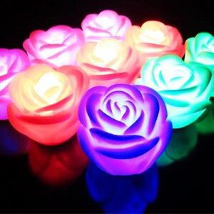 Image 5 - Muticolor lampka nocna zmiana koloru LED nowość oświetlenie dzieci prezenty pokój dziecięcy sypialnia dostarcza dekoracje do domu