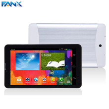 7 дюймов Планшетный ПК 3 Г Фаблет GSM/WCDMA MTK6572 Dual Core 8 ГБ Android 4.2 Dual SIM Камера Вспышка Света A-GPS Телефон Call WIFI таблетки