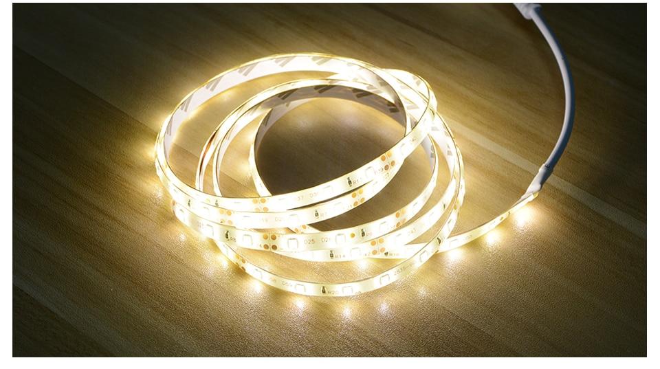 HTB1ghi8a21G3KVjSZFkq6yK4XXal Wireless PIR Motion Sensor LED Strip light 12V Auto on/off Stair Wardrobe Closet kitchen Night lamp 110V 220V 1M 2M 3M 4M 5M