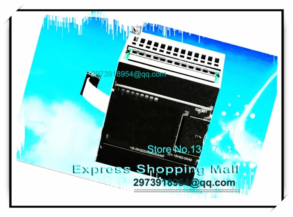 2channel output PLC analog expansion module EM232-AQ2 compatible with s7-200 replace 6ES7232-0HB22-0XA0 expansion card em at1 for mic 1a meter