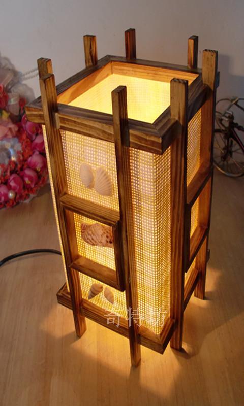 Rústico lámparas de escritorio   compra lotes ...