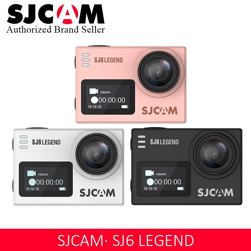Original SJCAM Action kamera SJ6 LEGENDE 4K WiFi 24fps HD 2,0