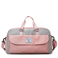 2019 Oxford Travel Bag Large Capacity Men Hand Luggage Travel Duffle Bags Oxford Weekend Bags Women Multifunctional Travel Bags