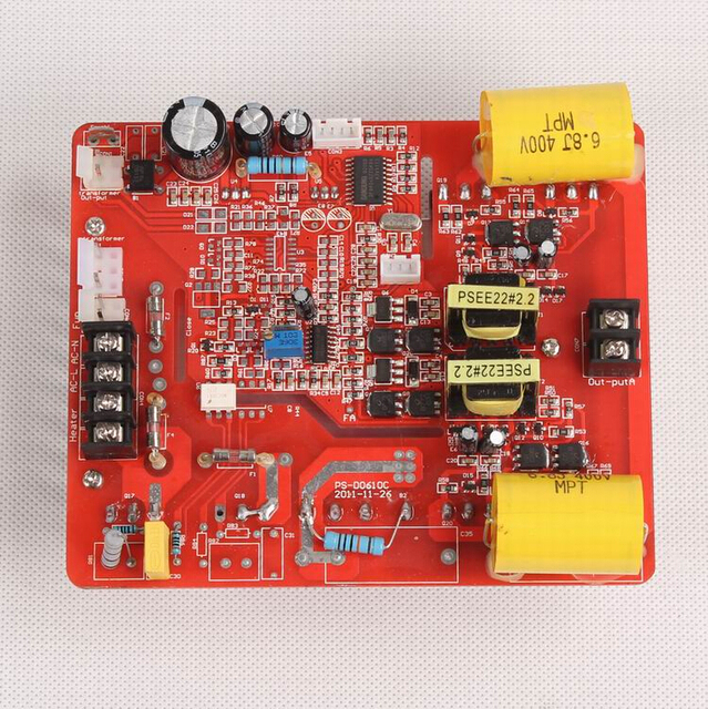 Ultrasonic driver board PCB ultrasonic power generator power board ...